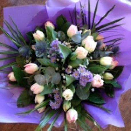 Seasonal Pastel Bouquet