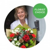 Christmas Florist Choice Flowers